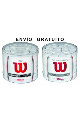 PACK OVERGRIP WILSON COMBI - PRO Y PRO PERFORATED