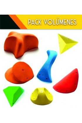 PACK PRESAS VOLUMENES