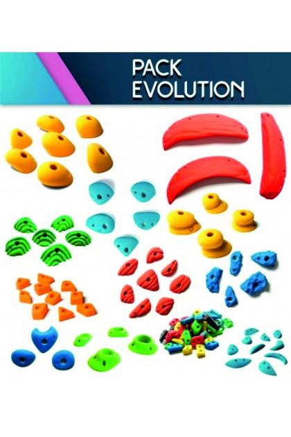 PACK PRESAS EVOLUTION