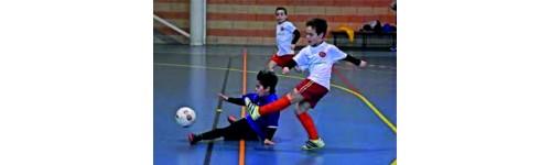 Entrenamiento Fútbol Sala