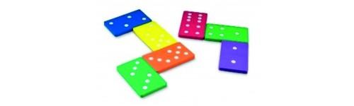 Domino espuma forrada
